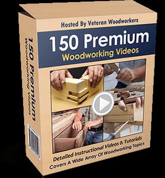 150 woodworking videos